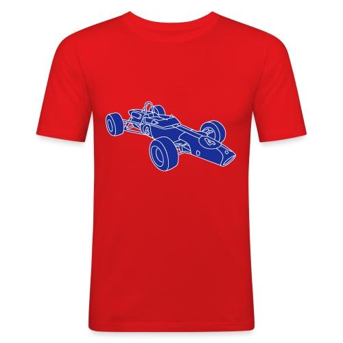 Rennwagen 2 - Männer Slim Fit T-Shirt