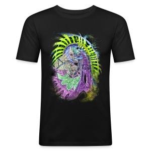 High on Walz - Men's Slim Fit T-Shirt