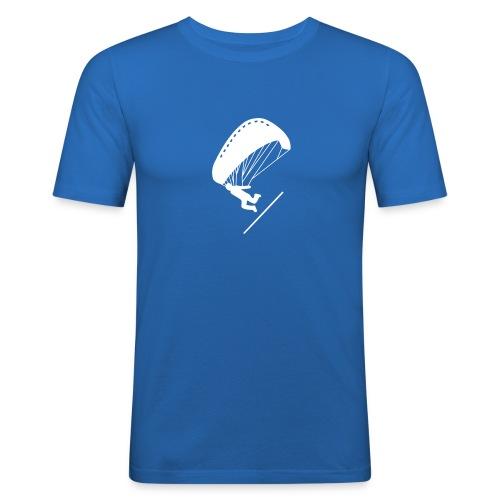 Launch. Slim-Fit - Männer Slim Fit T-Shirt