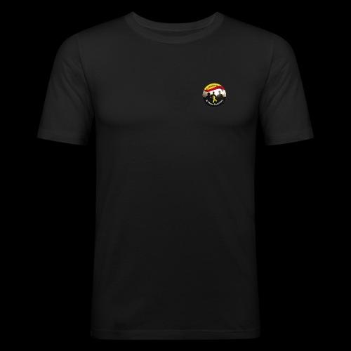 Staff (m) slimfit - Männer Slim Fit T-Shirt