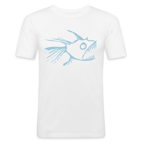 piranha - T-shirt près du corps Homme