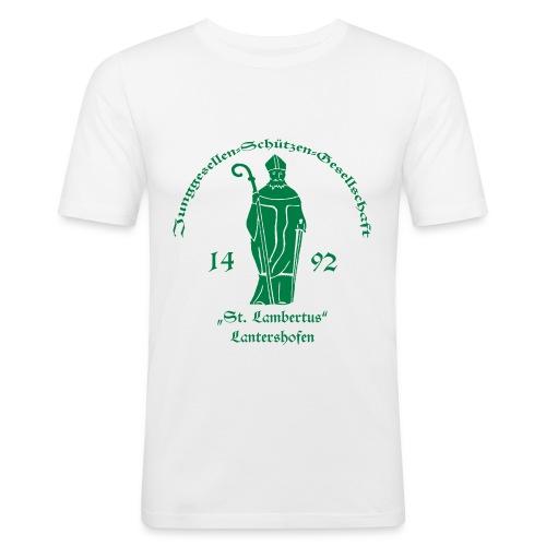 Vereins T-Shirt (SlimFit) - Männer Slim Fit T-Shirt