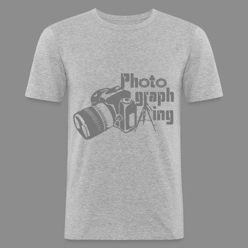 Photographing - Camiseta ajustada hombre