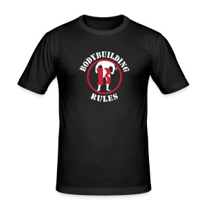 Tee shirt moulant  BBR collector 100% coton - Tee shirt près du corps Homme
