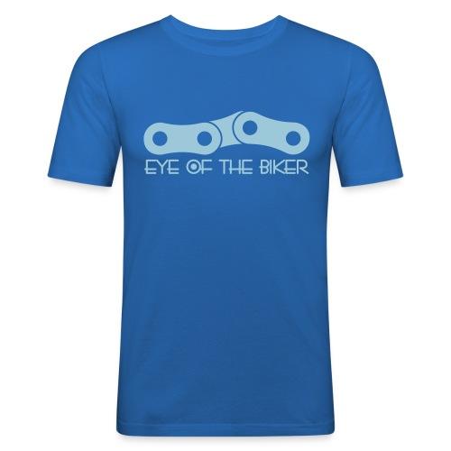 Eye Of The Biker - Chain - green/lightgreen - Männer Slim Fit T-Shirt