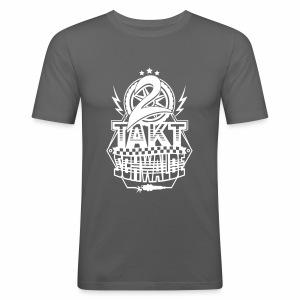 2-Takt-Schwalbe / Zweitaktschwalbe - Männer Slim Fit T-Shirt