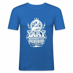 2-Takt-Power / Zweitakt Power - Men's Slim Fit T-Shirt
