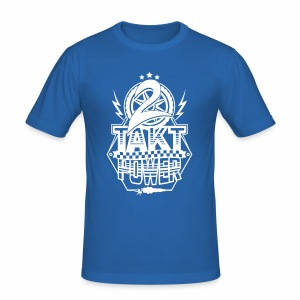 2-Takt-Power / Zweitakt Power - Men's Slim Fit T-Shirt