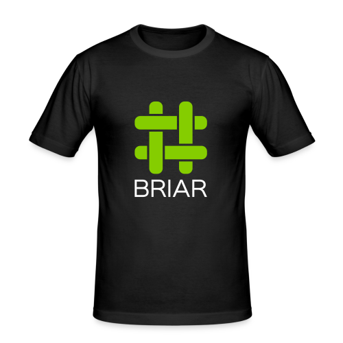 Briar Slim Fit - Männer Slim Fit T-Shirt