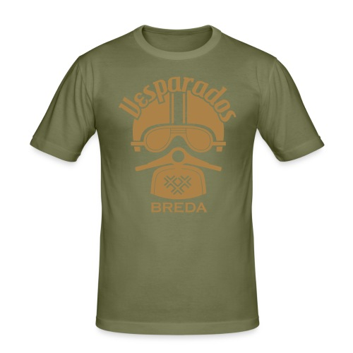 Slimfit Shirt Vesparados Breda - slim fit T-shirt