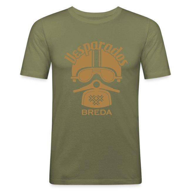 Slimfit Shirt Vesparados Breda