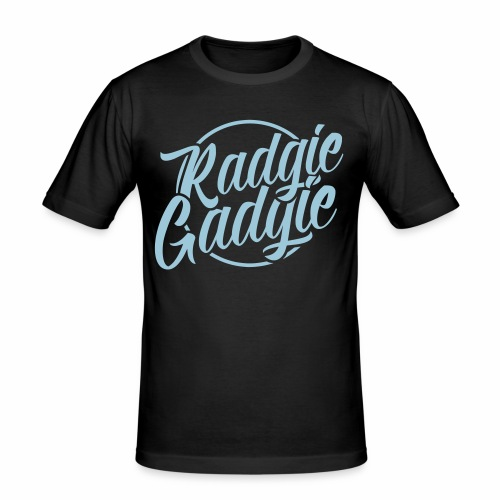 Radgie Gadgie Men's Slim Fit T-Shirt - Men's Slim Fit T-Shirt