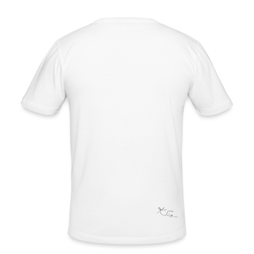 Orginal #2 - Slim Fit T-skjorte for menn