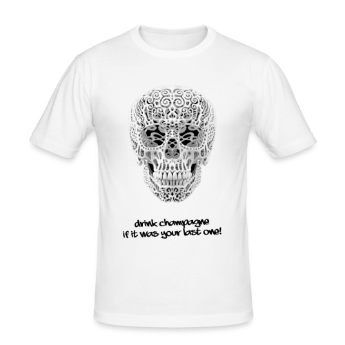 Drink Champ - slim fit T-shirt