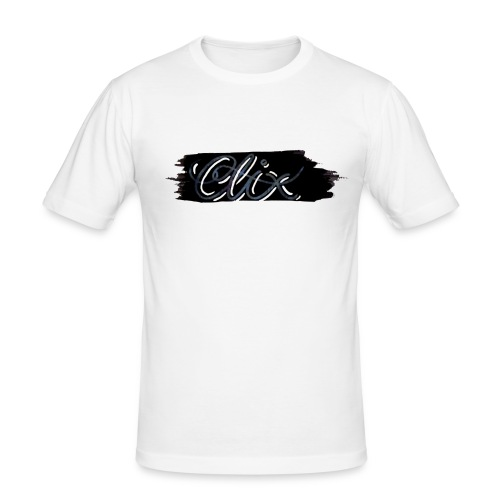 Clix Tee - Slim Fit T-skjorte for menn