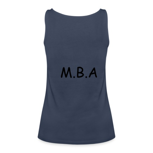 MBA - Women's Premium Tank Top