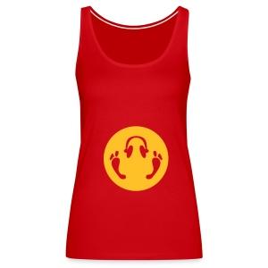 Tilo Red Top - Women's Premium Tank Top