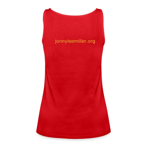 Misbegotten Pimp: Red - Women's Premium Tank Top