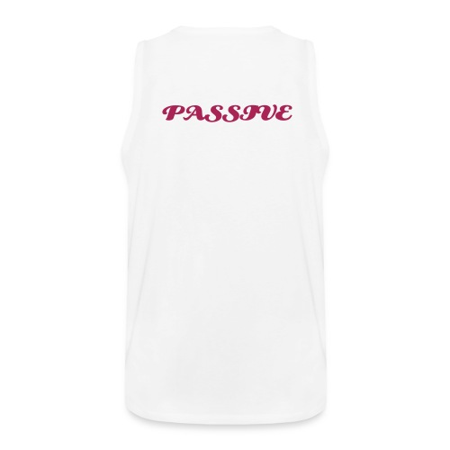 Passive (back print) - Men's Premium Tank Top