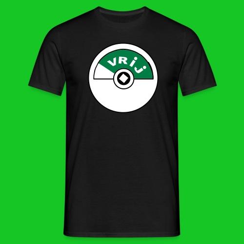 Vrij herenshirt - Mannen T-shirt