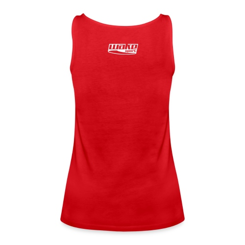 WSD Red Devil - Frauen Premium Tank Top
