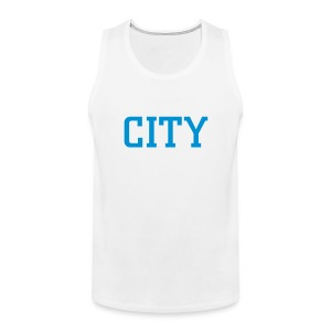sleeveless t-shirt - Men's Premium Tank Top