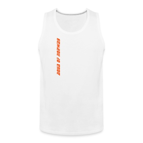 AQUA of Norway - Premium singlet for menn