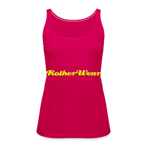 girly! - Women's Premium Tank Top