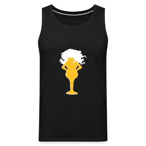 Bier-Shirt - Männer Premium Tank Top