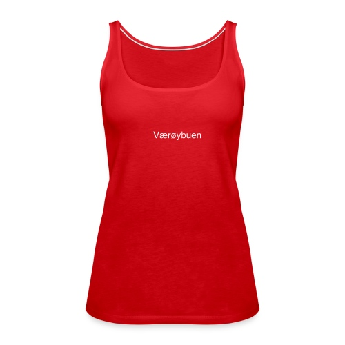 Girl Topp - Premium singlet for kvinner