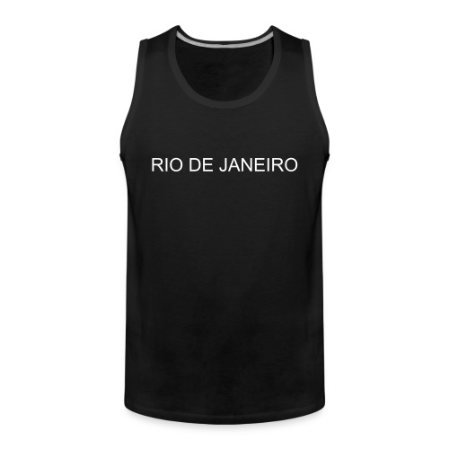 Rio - Men's Premium Tank Top