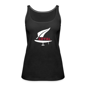Team NZ Loyal Style - Women's Premium Tank Top