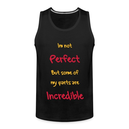 Incredible - Men's Premium Tank Top