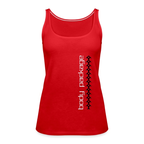 body package 2 Top - Frauen Premium Tank Top