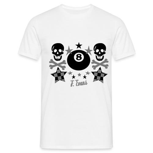 kronik/dollar - T-shirt Homme