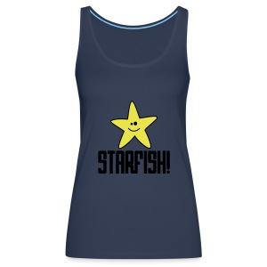 Starfish! Top - Women's Premium Tank Top
