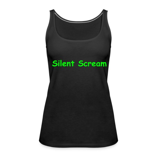 for those who feel ignored - Women's Premium Tank Top