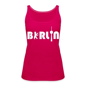 BERLIN women - Frauen Premium Tank Top