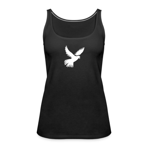 Peace Dove - Women's Premium Tank Top