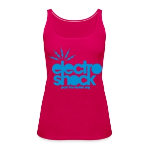 Tank Shock Grl - Women's Premium Tank Top