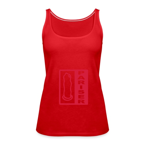 Pariser - Frauen Premium Tank Top