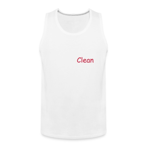 gym t shirt - Men's Premium Tank Top