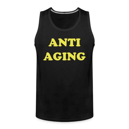 ANTI - Mannen Premium tank top