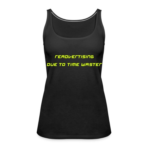 Racer back top - Women's Premium Tank Top
