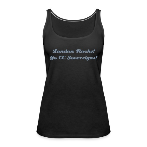 Workout Vest - Women's Premium Tank Top