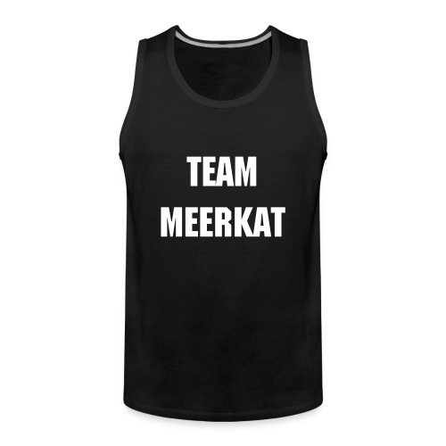 Team_Meerkat_TT - Men's Premium Tank Top