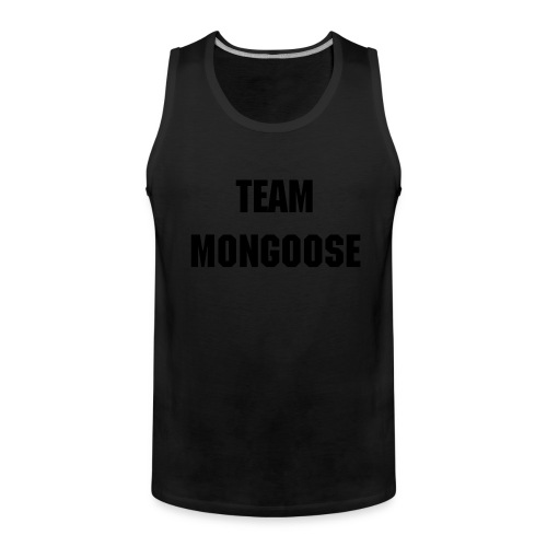 Team_Mongoose_TT - Men's Premium Tank Top