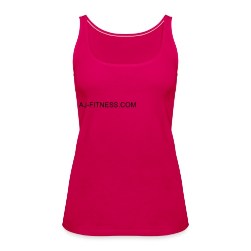 wOMANS TOP - Women's Premium Tank Top