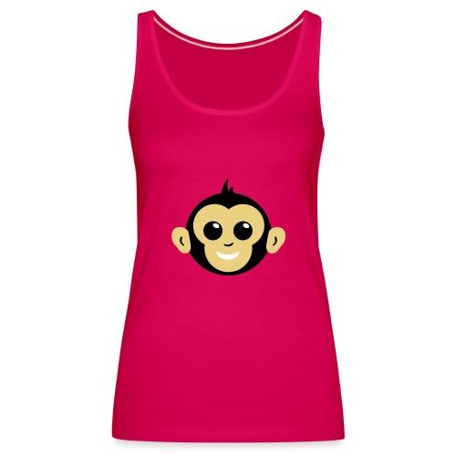 Monkey Head - Vrouwen Premium tank top