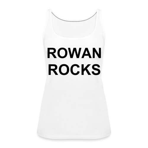 Rowan Rocks - Women's Premium Tank Top